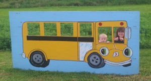 Enchanted Acres bus